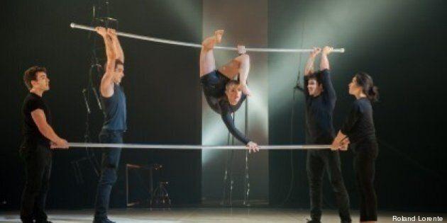 Montréal Complètement Cirque 2013: un croisé de force et de fragilité