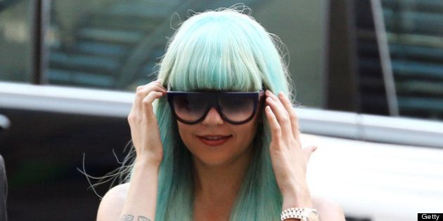 NEW YORK, NY - JULY 09: Amanda Bynes attends an appearance at Manhattan Criminal Court on July 9, 2013...