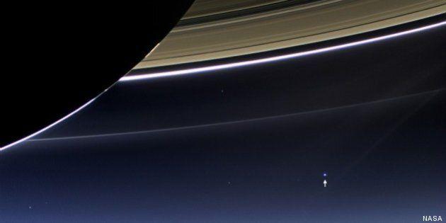 La Nasa diffuse une nouvelle photo spectaculaire de Saturne et de la