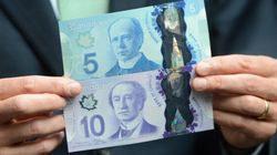 Les nouveaux billets en polymère de 5 $ et 10 $ arrivent jeudi