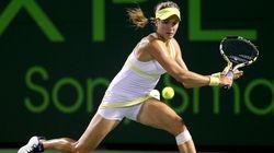 Roland-Garros: Eugenie Bouchard passe au 2e