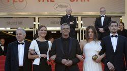 La Palme d'Or remise à La vie d'Adèle, d'Abdellatif