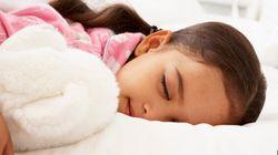 L'importance de coucher les enfants à une heure