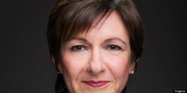 Louise St-Pierre à la tête de