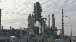 Le projet de la raffinerie de Lévis inquiète Nature