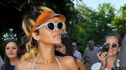 Rihanna, sexy en bikini, captive (trop) la foule en Pologne