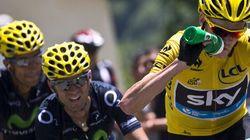 Tour de France - 9e étape: Daniel Martin vainqueur, Froome
