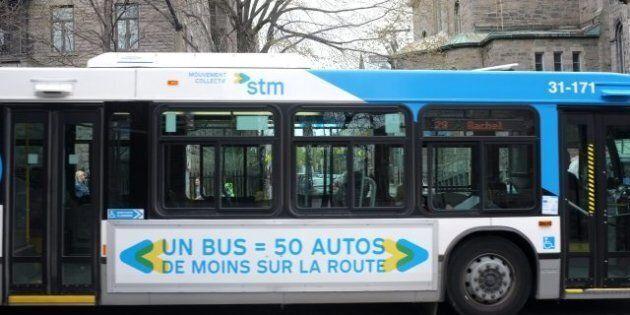 Une coalition réclame un milliard par année à Québec pour le transport en