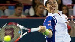 Coupe Rogers: Kei Nishikori élimine Peter