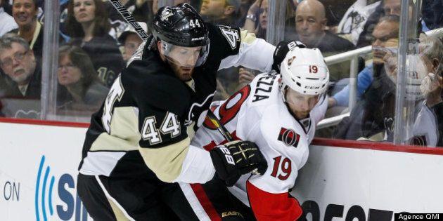 Les Penguins rossent les Sénateurs 6-2, atteignent la finale de