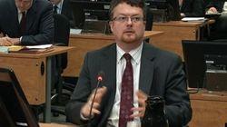 Le vice-président de SNC-Lavalin