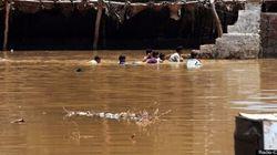 Des inondations font plus de 50 morts au