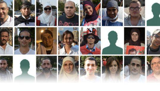 50 témoignages du Caire