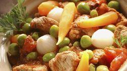 Recette du week-end: Cocotte de veau aux légumes