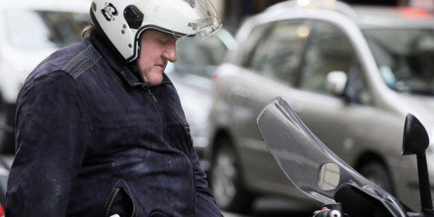 Gérard Depardieu: la drôle de défense de la star française à son procès pour conduite en état