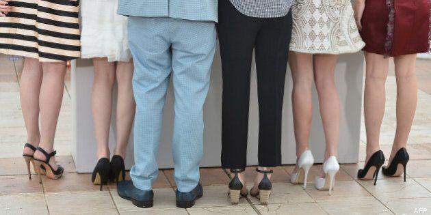Cannes: mal aux pieds! Les chaussures qui doivent vraiment faire souffrir les stars