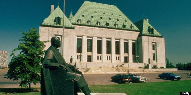 Supreme Court of Canada, Ottawa,