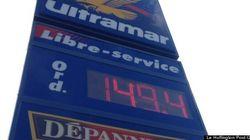 Fin du long congé: le prix de l'essence