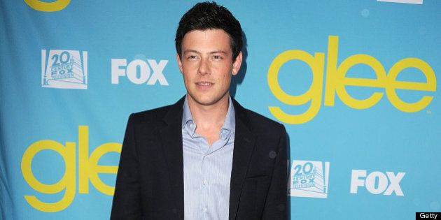NORTH HOLLYWOOD, CA - MAY 01:  Cory Monteith attends TV Academy's special screening of 'GLEE' at Leonard H. Goldenson Theatre on May 1, 2012 in North Hollywood, California.  (Photo by Steve Granitz/WireImage)