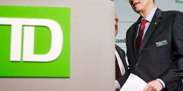 La Banque TD déclare un bénéfice net de 1,7 G$ au deuxième