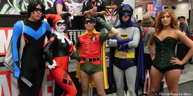 Comic-Con 2013: Le rendez-vous des mordus de séries aux