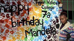 Le Mandela Day et l'Afrique du Sud célébrés en chantant à
