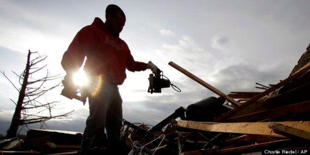 Tornade: les habitants de Moore retrouvent leurs maisons