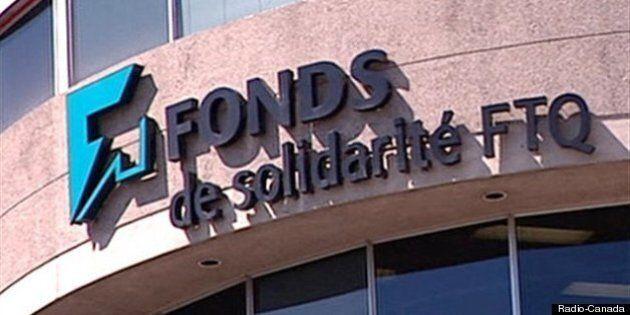 Le Fonds de solidarité FTQ augmente son bénéfice et son rendement