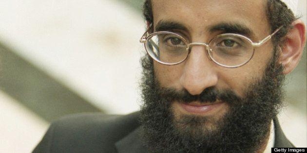 FALLS CHURCH, VA - OCTOBER 04: Anwar Al-Awlaki at Dar al Hijrah Mosque on October 4 2001 in Falls Church,...
