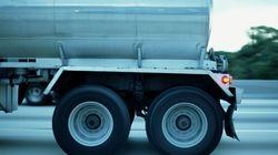 70 % des matières dangereuses transportées par