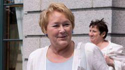 Pauline Marois se réjouit du calibre des candidats à la mairie de