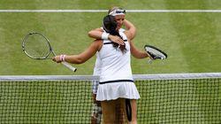 Marion Bartoli atteint la finale à Wimbledon pour la deuxième