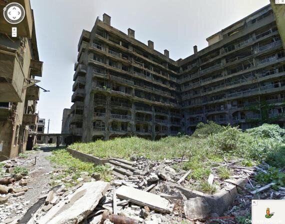 Google Street View: l'île de