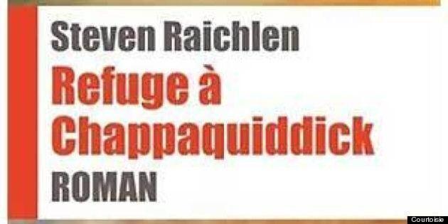 Le premier roman du maître du grill Steven Raichlen qui n'a rien à voir avec le