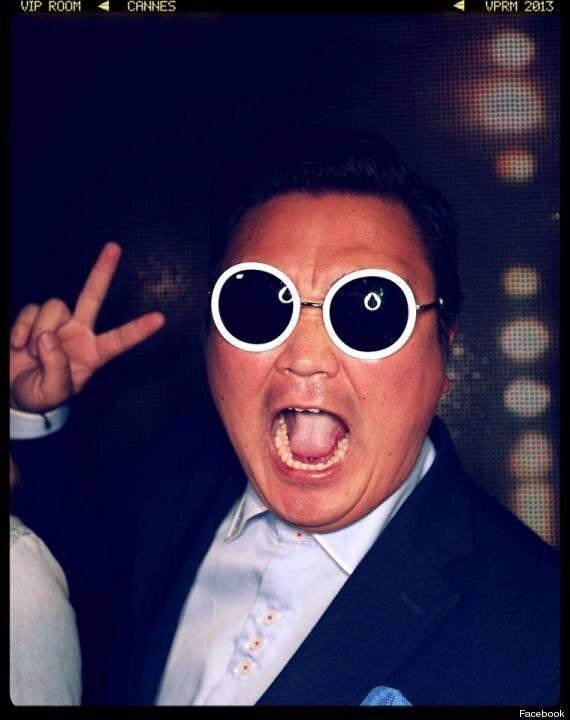Cannes 2013: un sosie de Psy circule sur la