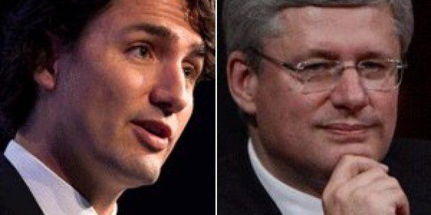 Gaz à effet de serre: Justin Trudeau attaque les