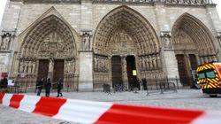 Spectaculaire suicide d'une figure de l'extrême droite dans la cathédrale Notre-Dame de