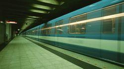 Panne dans le métro, le service