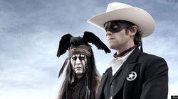 «The Lone Ranger», un western explosif