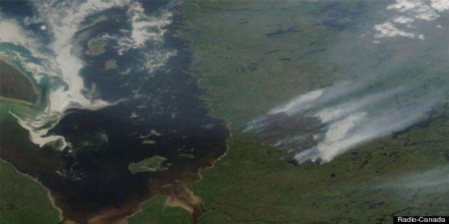 Huit feux de forêt dans le nord du