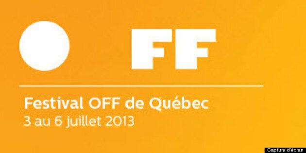 Le Festival OFF lance ses