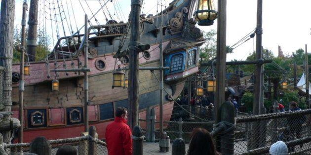 Accident à Disneyland Paris: un enfant de cinq ans grièvement