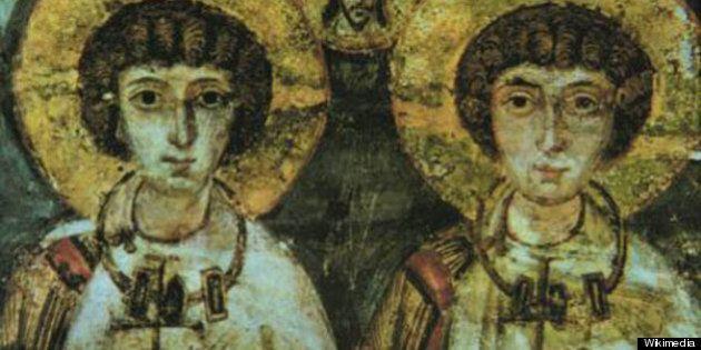 Mariage gay : un historien affirme que l'Église catholique aurait déjà marié des