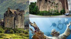 30 lieux abandonnés mais