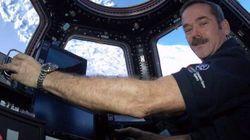 L'astronaute Chris Hadfield publiera un