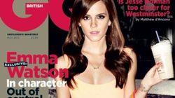 Emma Watson ne respecte plus le code vestimentaire de Poudlard