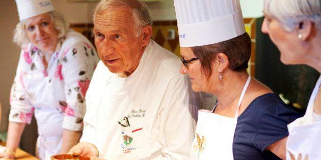 Les 5 secrets culinaires du chef étoilé René