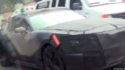 Écoutez en primeur le grondement de la Mustang GT V8