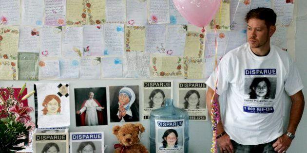 Disparition de Cédrika Provencher: les enfants disparus signalés à l'organisme Enfant-retour Québec
