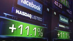 Le titre de Facebook dépasse son prix d'introduction en
